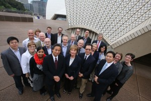 AMD Australia 2012 group