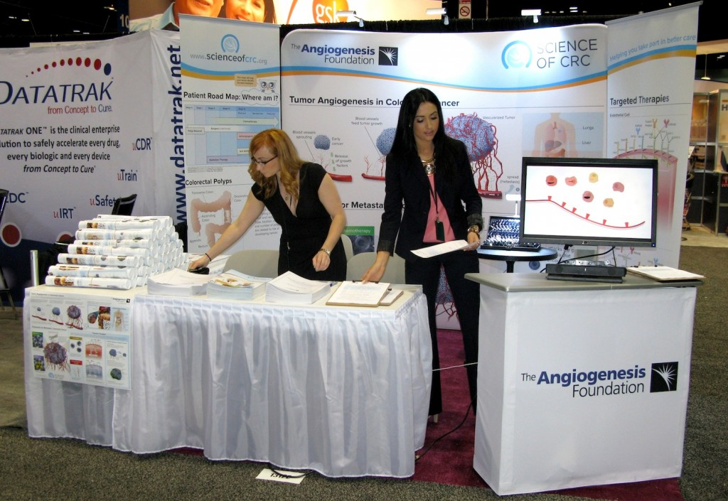 ASCO 2013 Exhibit Photo