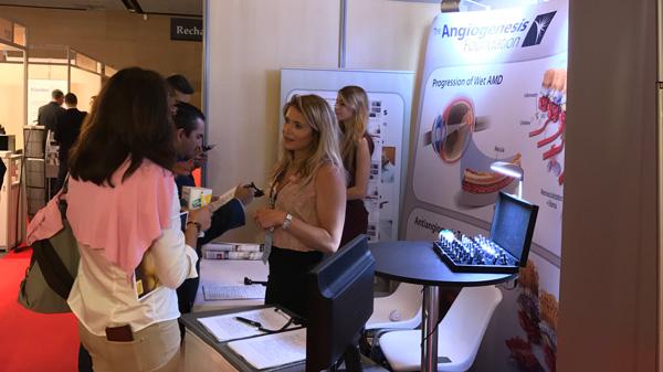 The Angiogenesis Foundation Raises Awareness of Retinal Diseases at the 17th Euretina Congress Held in Barcelona